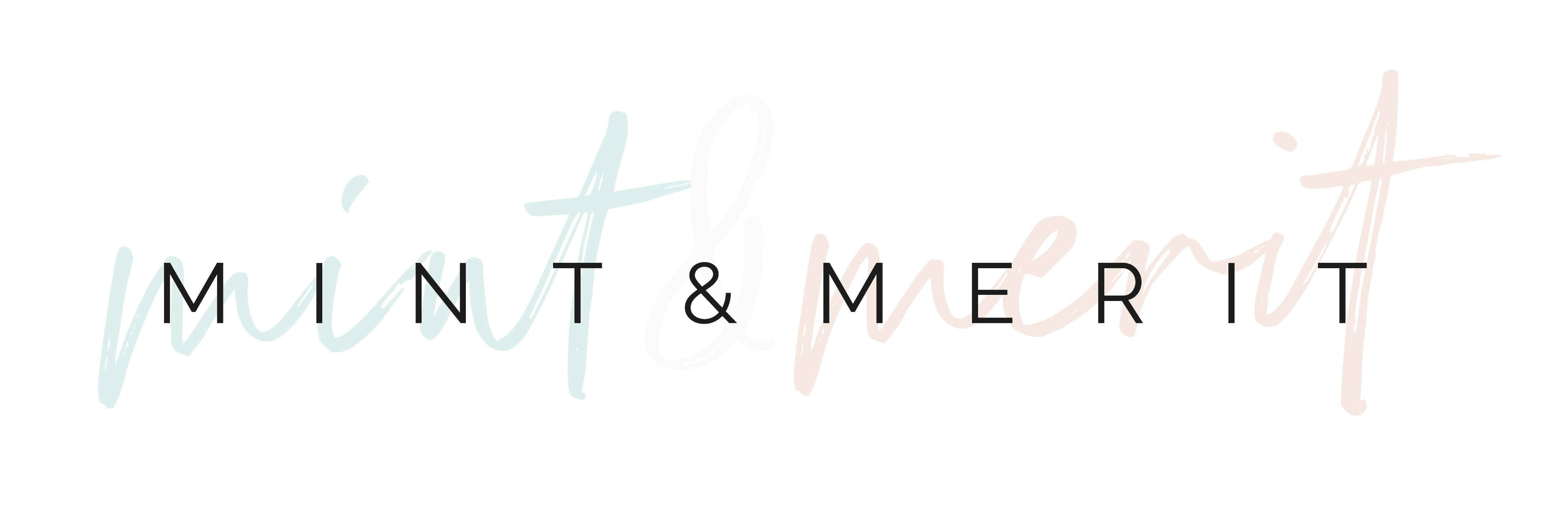 Mint and Merit Logo